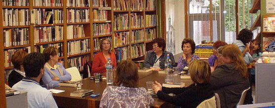 Aiguafreda – Biblioteca Lluís Millet i Pagès
